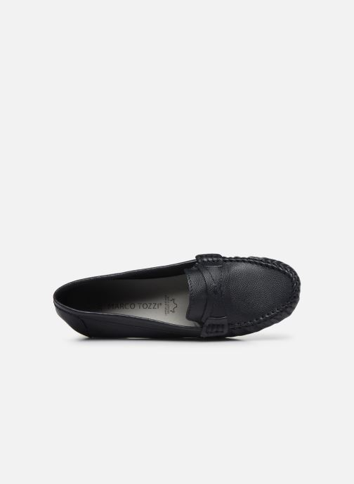 Loafers Marco Tozzi MYRIS Blue view from the left