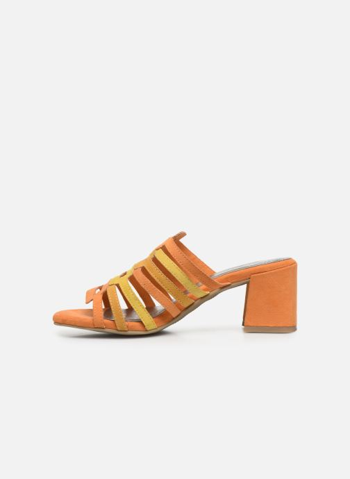 Wedges Marco Tozzi MUMIN Geel voorkant