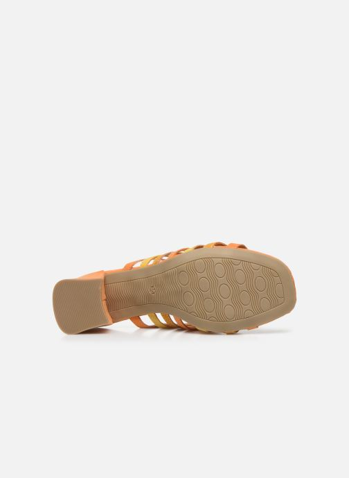 Wedges Marco Tozzi MUMIN Geel boven