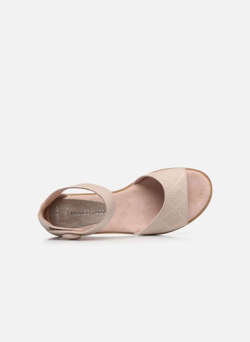 Sandales et nu-pieds Marco Tozzi MUJDA Rose vue gauche