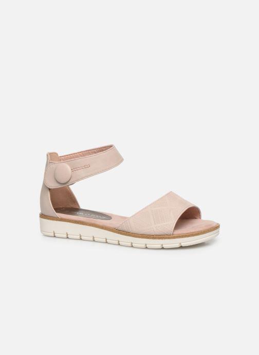 Sandales et nu-pieds Marco Tozzi MUJDA Rose vue détail/paire
