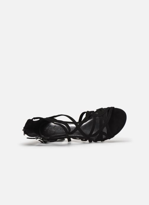 Sandali e scarpe aperte Marco Tozzi MAWA Nero immagine sinistra