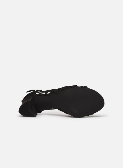 Sandali e scarpe aperte Marco Tozzi MAWA Nero immagine dall'alto