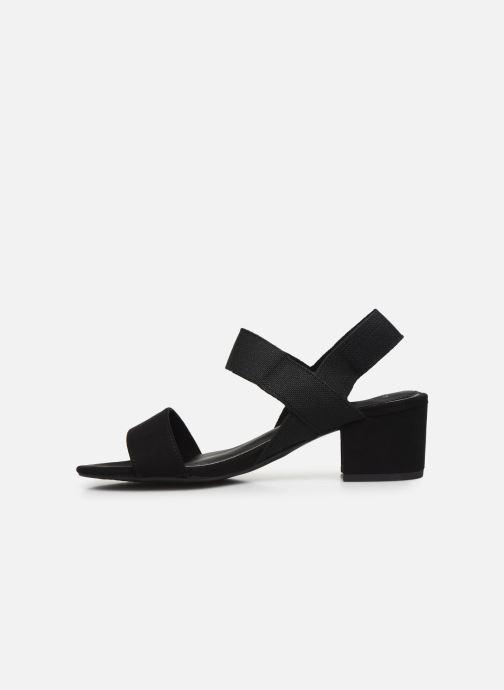 Sandali e scarpe aperte Marco Tozzi MALOU Nero immagine frontale