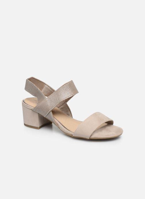 Sandales et nu-pieds Marco Tozzi MALOU Beige vue détail/paire
