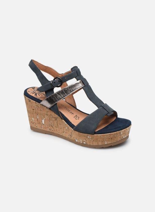 Sandali e scarpe aperte Marco Tozzi MAME Azzurro vedi dettaglio/paio