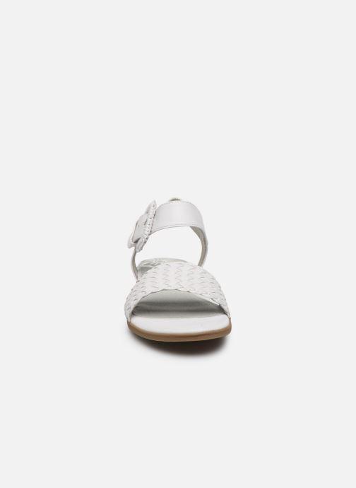 Sandali e scarpe aperte Marco Tozzi MIAKO Bianco modello indossato