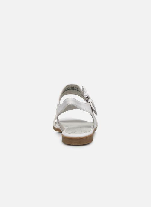 Sandali e scarpe aperte Marco Tozzi MIAKO Bianco immagine destra