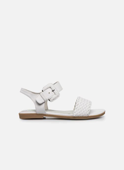 Sandali e scarpe aperte Marco Tozzi MIAKO Bianco immagine posteriore