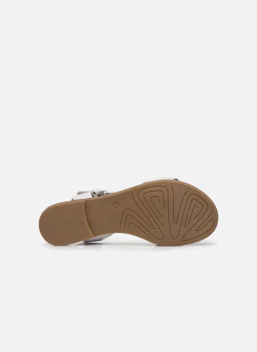 Sandali e scarpe aperte Marco Tozzi MIAKO Bianco immagine dall'alto