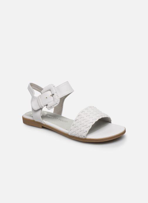 Sandali e scarpe aperte Marco Tozzi MIAKO Bianco vedi dettaglio/paio