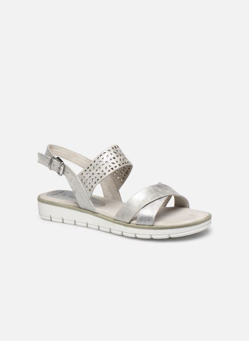 Sandales et nu-pieds Marco Tozzi MEGUY Argent vue détail/paire