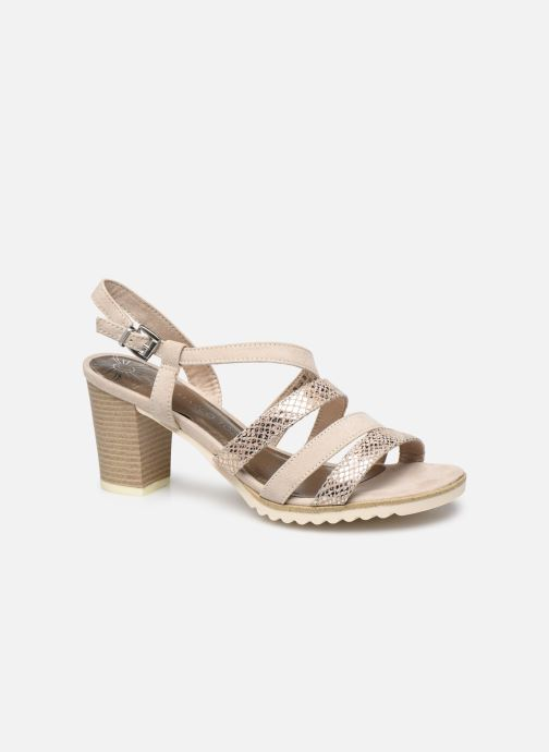 Sandali e scarpe aperte Marco Tozzi MERIEM Beige vedi dettaglio/paio