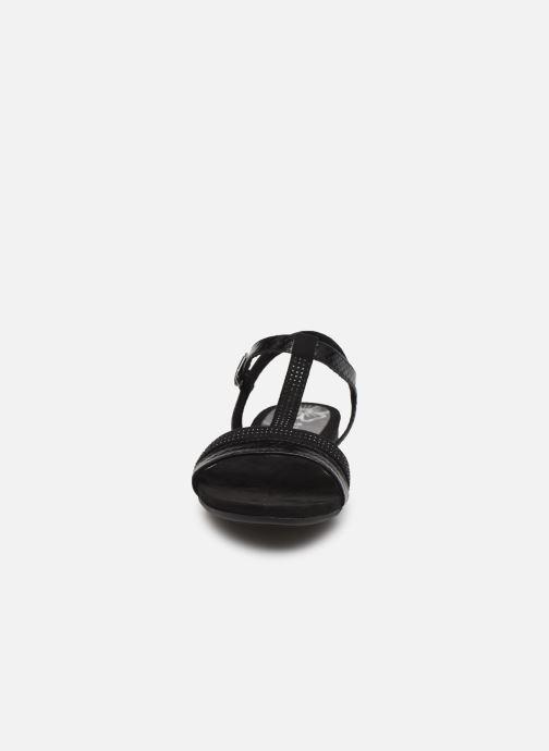 Sandales et nu-pieds Marco Tozzi MUTLU Noir vue portées chaussures