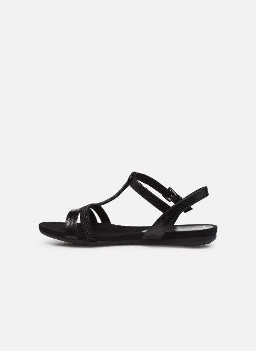 Sandales et nu-pieds Marco Tozzi MUTLU Noir vue face