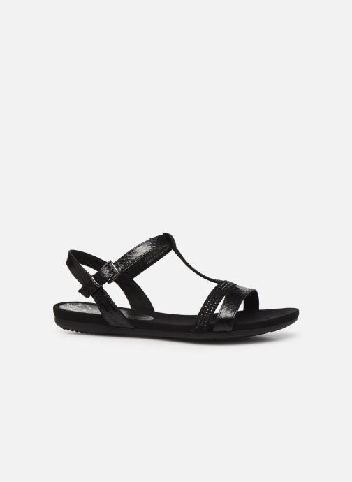 Sandales et nu-pieds Marco Tozzi MUTLU Noir vue derrière