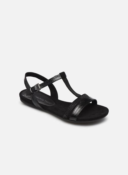 Sandales et nu-pieds Marco Tozzi MUTLU Noir vue détail/paire