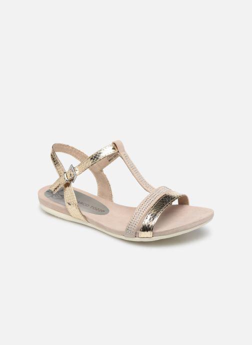 Sandali e scarpe aperte Marco Tozzi MUTLU Oro e bronzo vedi dettaglio/paio