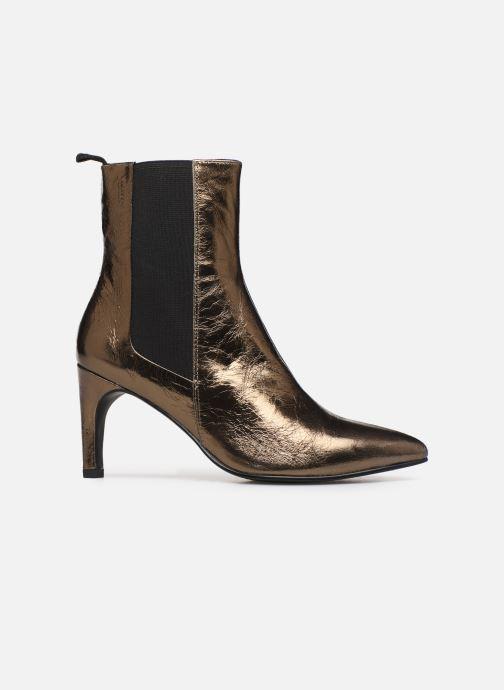 Bottines et boots Vagabond Shoemakers WHITNEY 4818-083-85 Or et bronze vue derrière