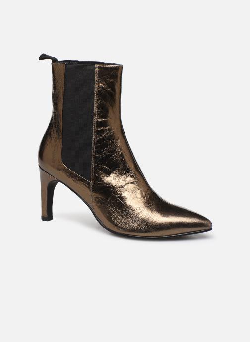 Bottines et boots Vagabond Shoemakers WHITNEY 4818-083-85 Or et bronze vue détail/paire