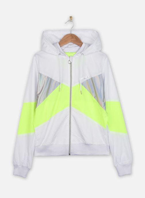 Vêtements Only Play Onpagata Nylon Jacket Jaune vue détail/paire