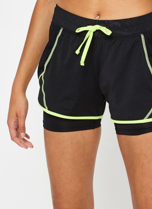 Vêtements Only Play Onpangilia Life AOP Training Shorts Noir vue face
