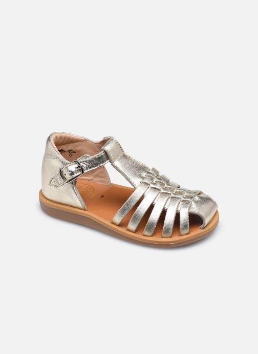Sandali e scarpe aperte Pom d Api Poppy Pitti Oro e bronzo vedi dettaglio/paio