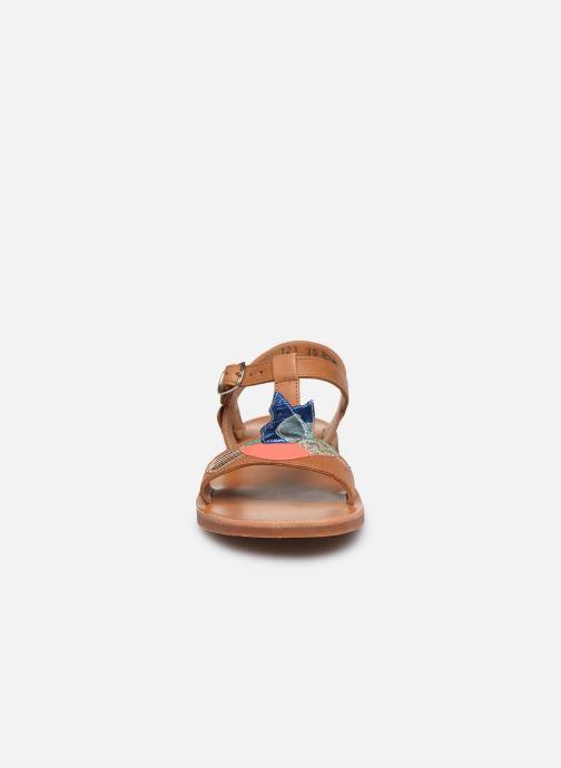 Sandalen Pom d Api Plagette Colibri mehrfarbig schuhe getragen