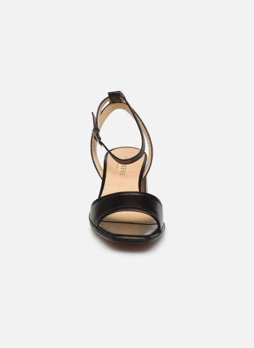 Sandalen Notabene Naima schwarz schuhe getragen