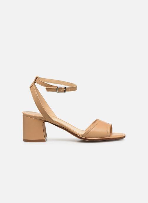 Sandali e scarpe aperte Notabene Naima Beige immagine posteriore