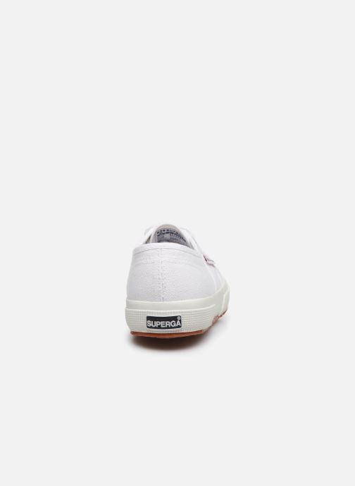 Baskets Superga 2750 Cotu C20 W Blanc vue droite