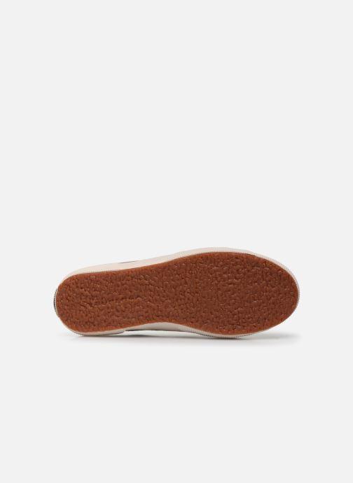 Sneakers Superga 2750 Cotu Classic C20 W Marrone immagine dall'alto
