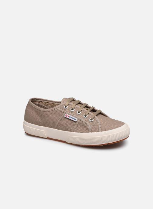 Sneakers Superga 2750 Cotu Classic C20 W Bruin detail