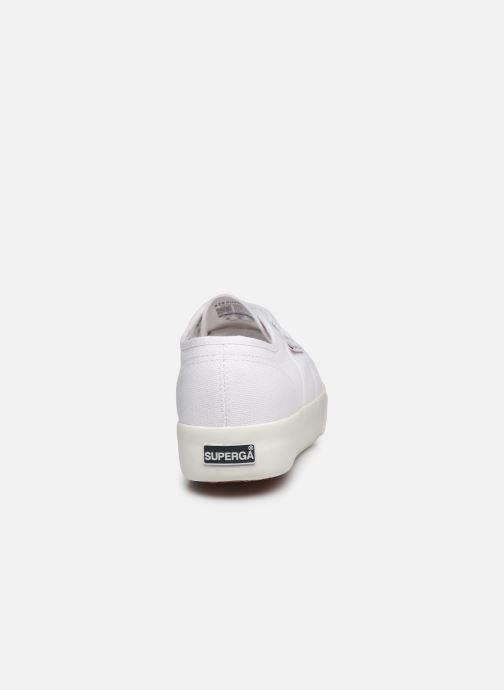 Baskets Superga 2730 Cotu C20 W Blanc vue droite