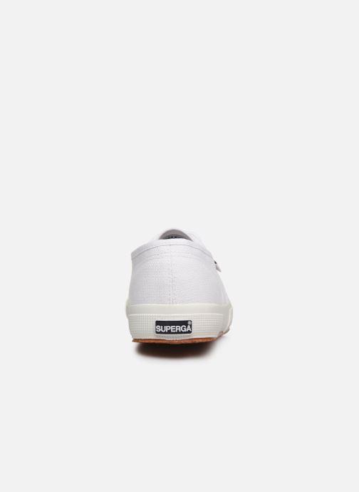 Baskets Superga 2750 Cotu Classic C20 M Blanc vue droite