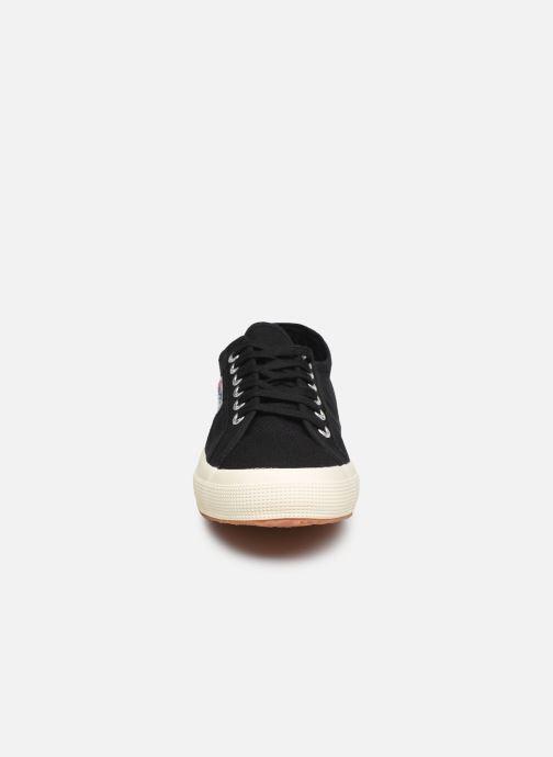 Sneaker Superga 2750 Cotu Classic C20 M schwarz schuhe getragen