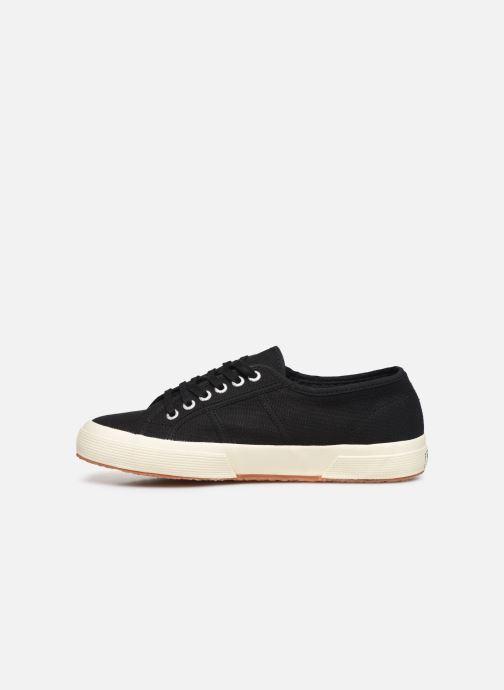 Sneaker Superga 2750 Cotu Classic C20 M schwarz ansicht von vorne