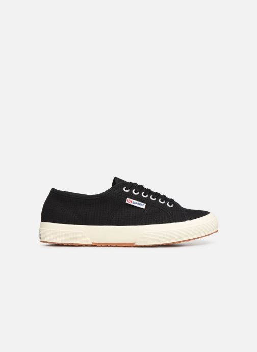 Sneaker Superga 2750 Cotu Classic C20 M schwarz ansicht von hinten