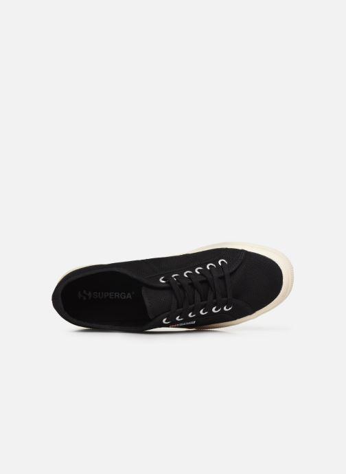 Sneaker Superga 2750 Cotu Classic C20 M schwarz ansicht von links