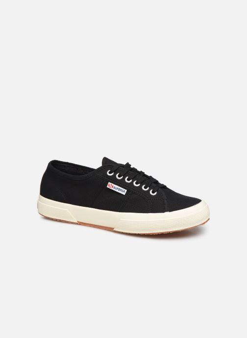 Sneaker Superga 2750 Cotu Classic C20 M schwarz detaillierte ansicht/modell