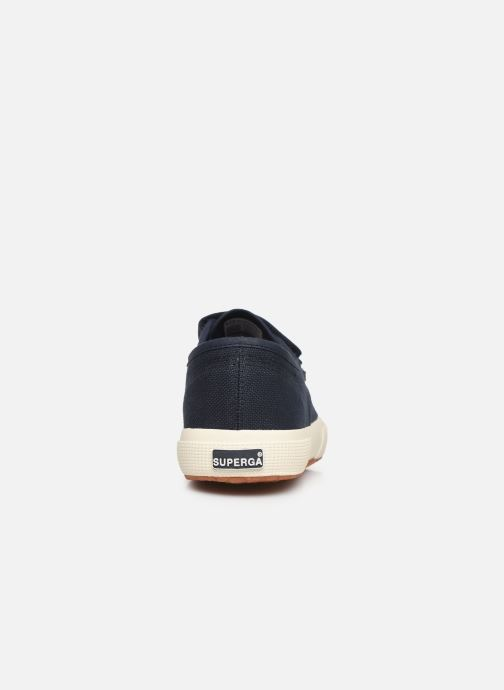 Sneakers Superga 2750 Cot 3 Strapu C20 M Zwart rechts