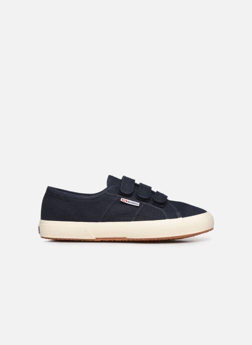 Sneakers Superga 2750 Cot 3 Strapu C20 M Zwart achterkant