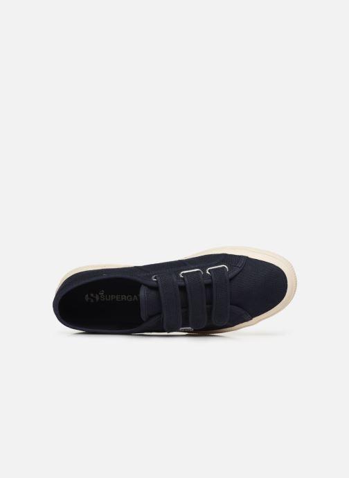 Sneakers Superga 2750 Cot 3 Strapu C20 M Zwart links