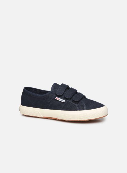 Sneakers Superga 2750 Cot 3 Strapu C20 M Zwart detail