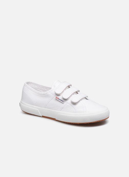 Sneaker Superga 2750 Cot 3 Strapu C20 M weiß detaillierte ansicht/modell