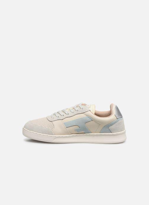 Sneaker Faguo Hazel Leather C M VP weiß ansicht von vorne
