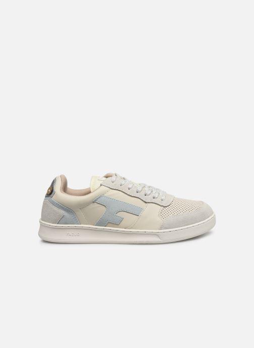 Sneaker Faguo Hazel Leather C M VP weiß ansicht von hinten