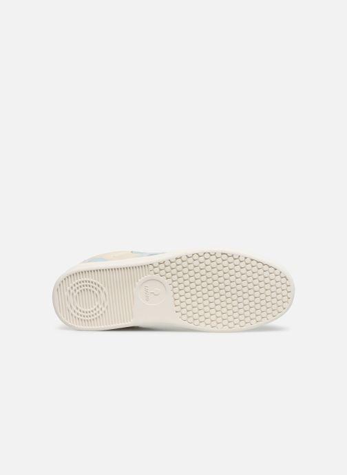 Sneaker Faguo Hazel Leather C M VP weiß ansicht von oben