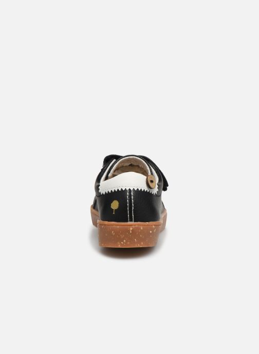 Baskets Faguo Aspenlowv N VP Noir vue droite