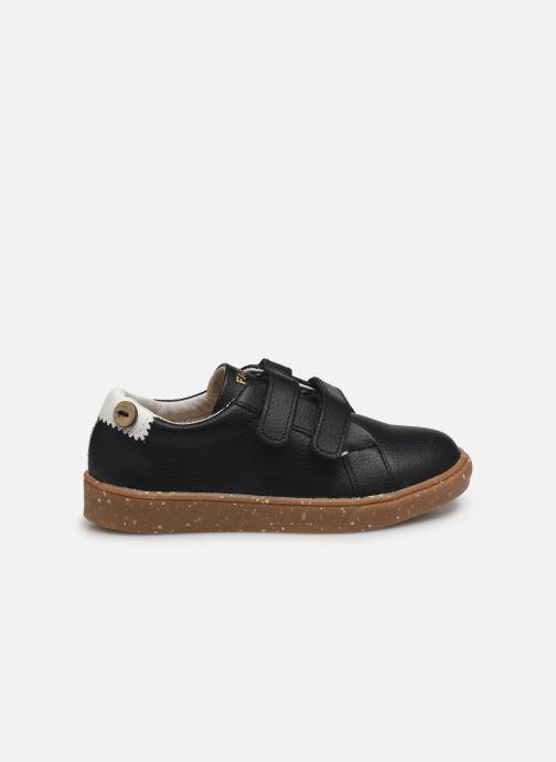 Sneakers Faguo Aspenlowv N VP Zwart achterkant